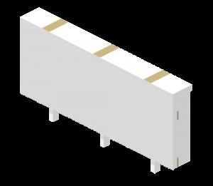 Dakopstand M-XL van Isoniq